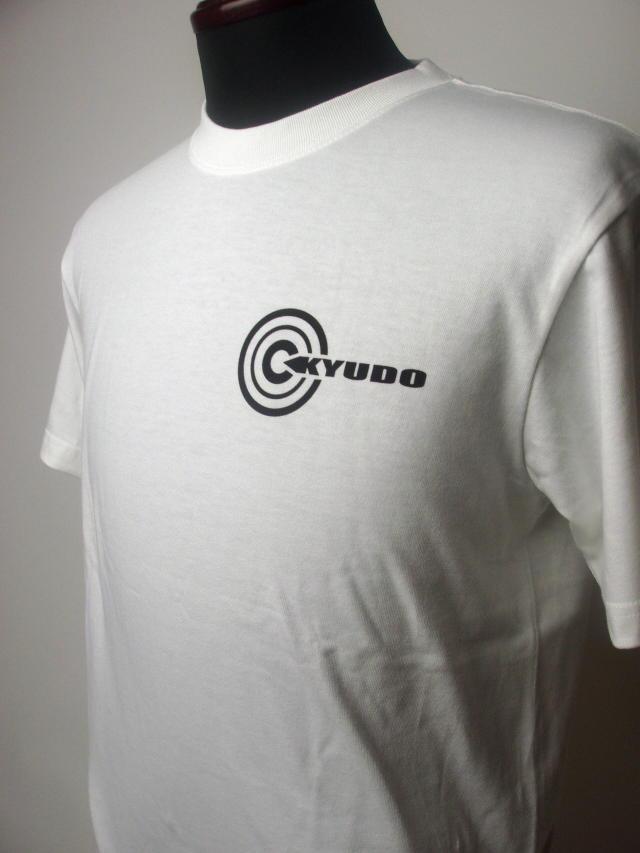 弓道Tシャツ ホワイト